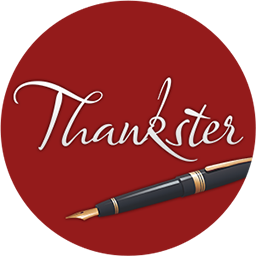 thankster logo